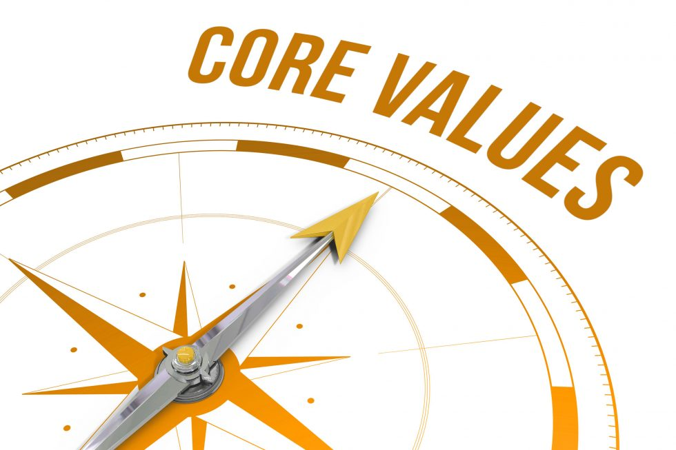 How knowing your values will change how you work