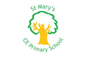 Ad Florem Coaching Client St Mary's CE Primary School Slough Logo