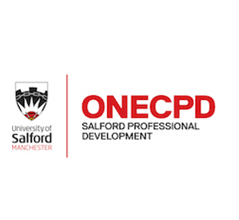 Ad Florem Leadership Workshop Client One CPD Salford University Logo