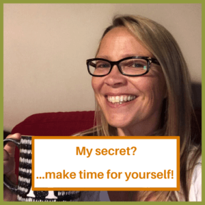Andrea Goodridge sharing her secret to success