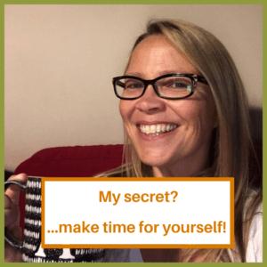 Andrea Goodridge sharing her secret to success