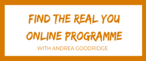 Find the Real You Online Programme