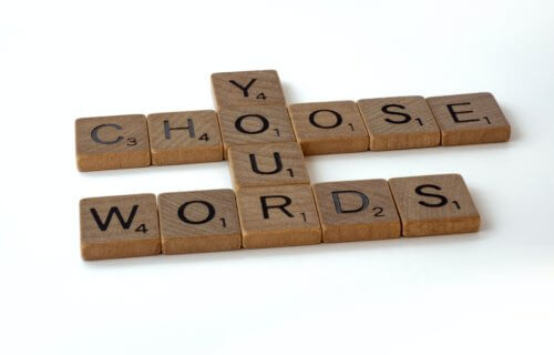 Choose your words quote to show importance of being explicit with your expectations