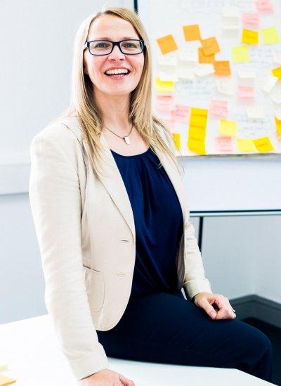Andrea Goodridge - Ad Florem - Leadership Coach and Facilitator