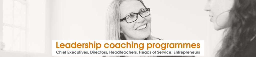 Andrea Goodridge providing leadership coaching programmes