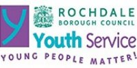 Ad Florem Leadership Workshop Client Rochdale Council Youth Service Logo